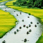 Trang An named Vietnam's first UNESCO-recognized mixed heritage
