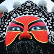 Masks of Vietnamese Opera