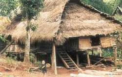 Muong-ethnic-minority-stilt-house
