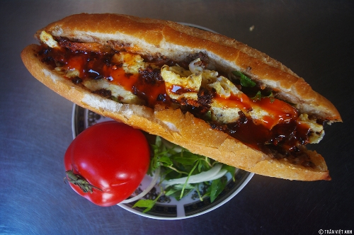 Vietnamese Traditional Sandwich1