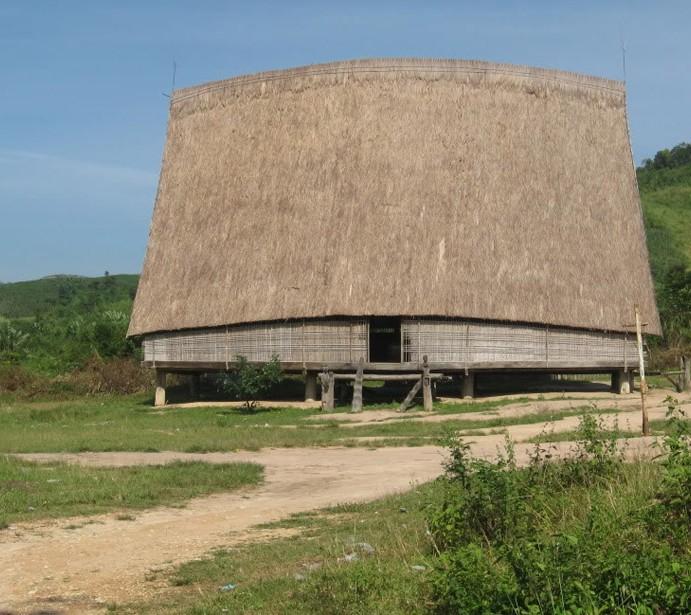 Vietnamese Traditional Stilt Houses