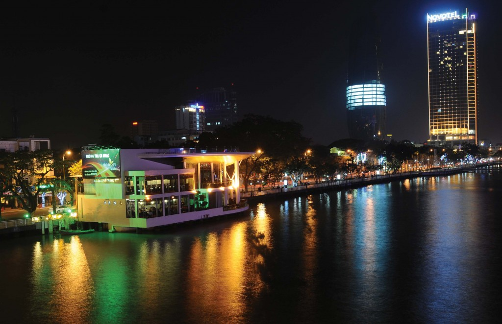 Da Nang at night