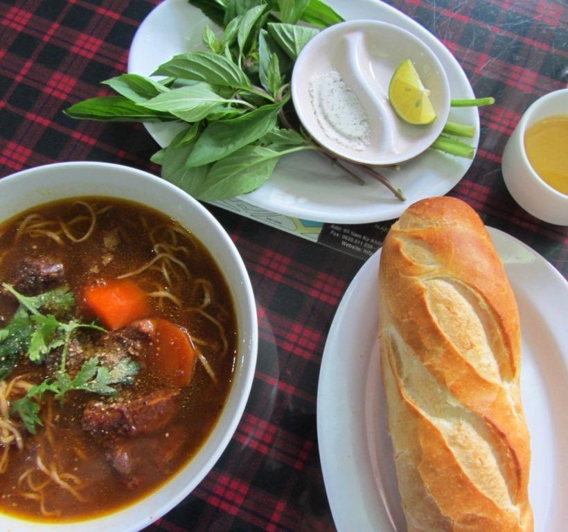 Lien Hoa Dalat food