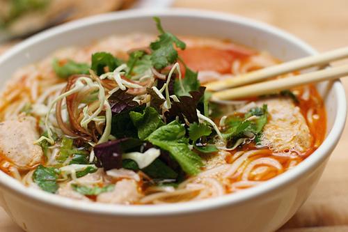 Nha Trang fish noodle