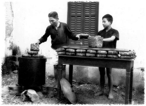 The Old Hanoi Tet 11