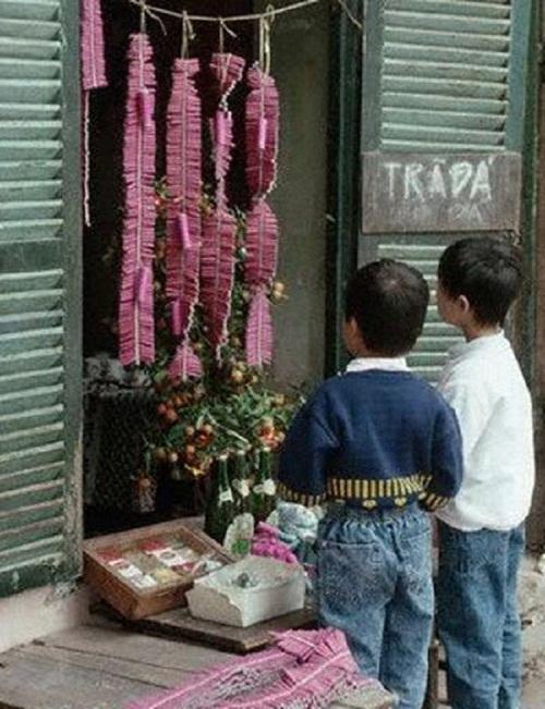 The Old Hanoi Tet 22