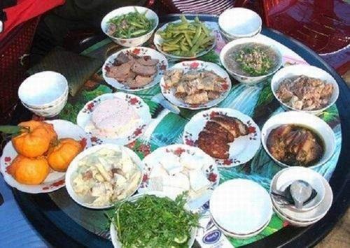 The Old Hanoi Tet 25