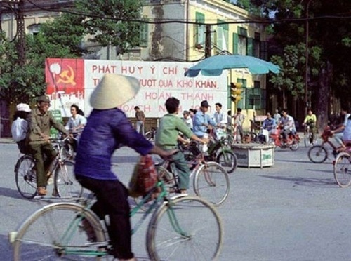 The Old Hanoi Tet 31