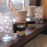 Three coffee houses with unalike styles in Saigon