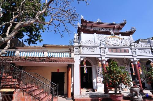 Pho Linh Pagoda