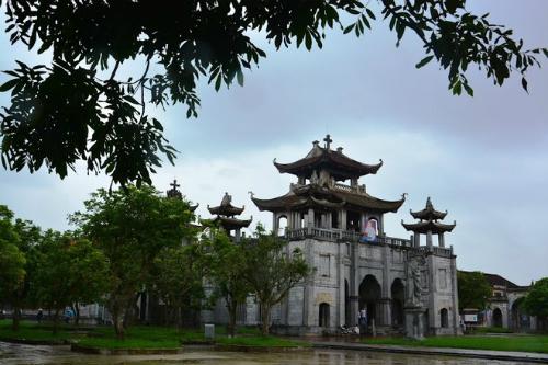 Beautiful Church in Vietnam
