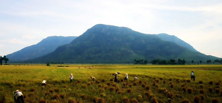 Tourist attractions in An Giang