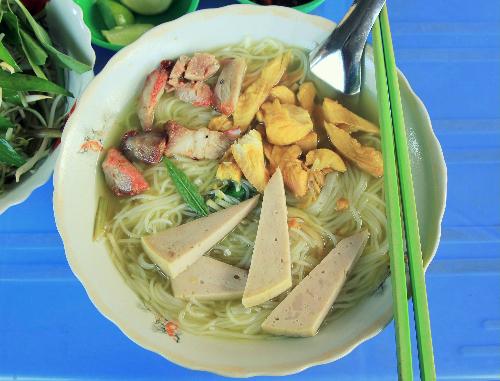 Chau Doc fish noodle