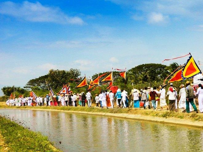 Kut Entrance Ceremony of Brahmin the Cham people 5