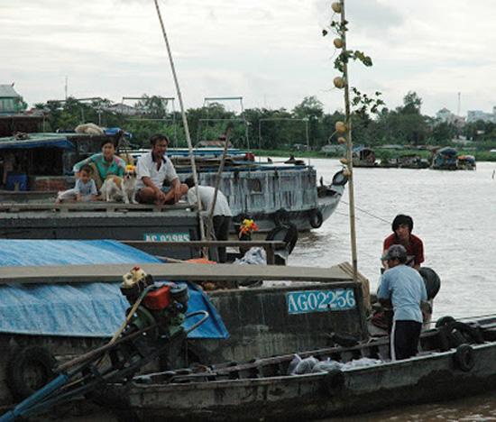 Mekong Delta markets 9