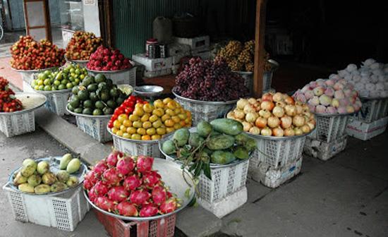 Mekong Delta markets - vietnam 1