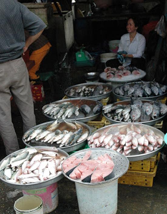 Mekong Delta markets - vietnam 3