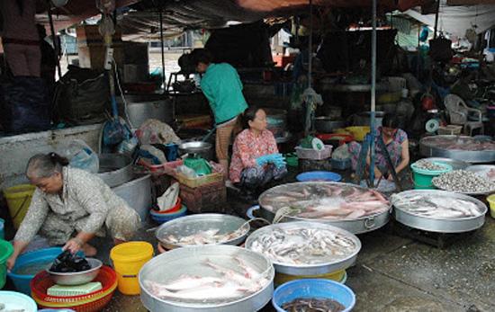 Mekong Delta markets - vietnam 4