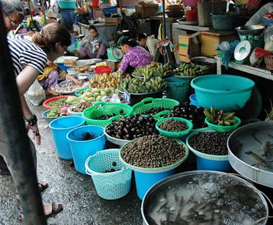 Mekong Delta markets