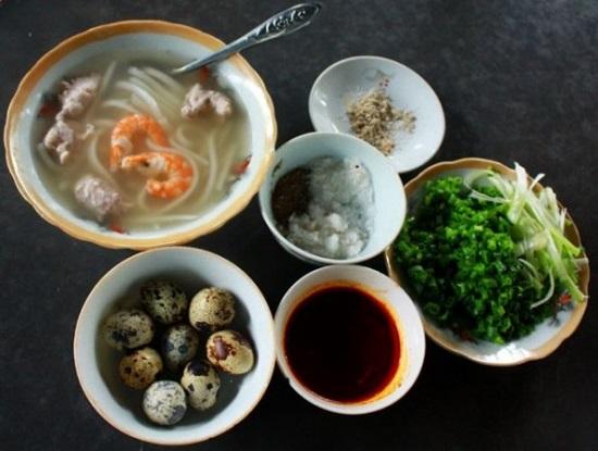 banh canh ba doi - hue