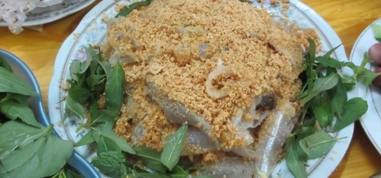 Ca Mai Salad – A Delight From Nha Trang