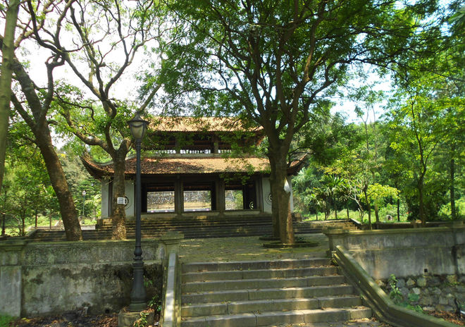 ha nam - pagoda 2