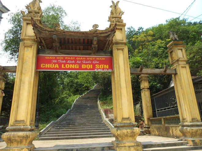 ha nam - pagoda