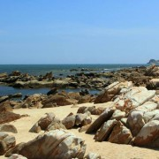 The most colorful rocky beach in Vietnam