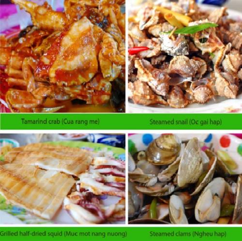 seafood da nang