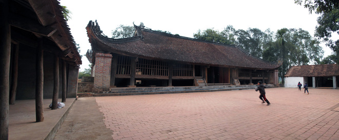 temple in Bac Giang 1