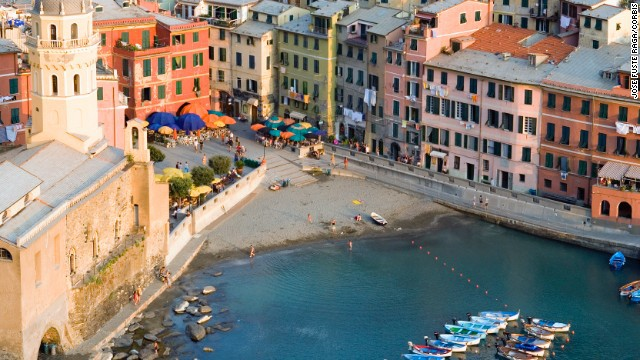 top 10 Most Romantic Destinations - italia