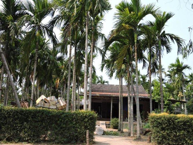 tra nhieu village 4