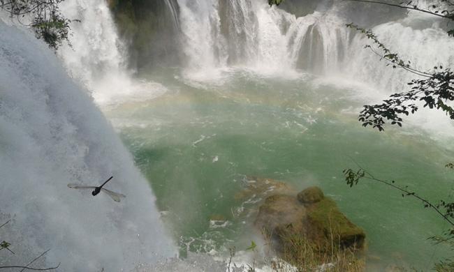 Ban Gioc Waterfall 9