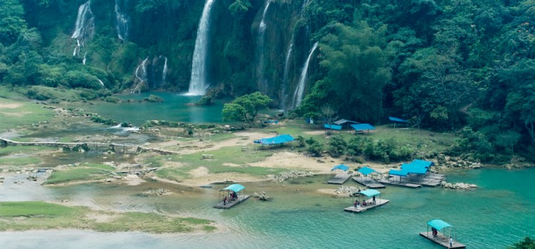Ban Gioc Waterfall: An Illustrated Guide