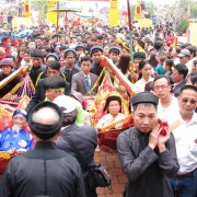 Centennial Ceremony in Ha Nam Island