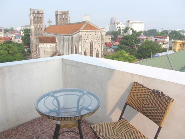 The Hanoi Impressive Hotel