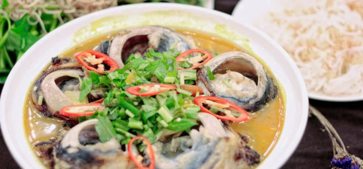 Sea Tuna Eyes – A special dish from Phu Yen Province