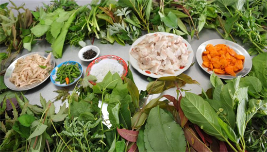 What to eat in Kon Tum