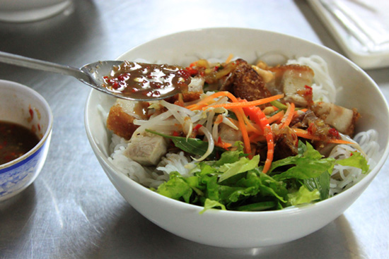 What to eat in Gia Lai?