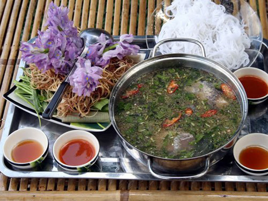 What to eat in Cần Thơ