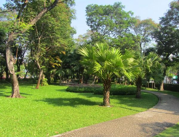 Saigon's Parks