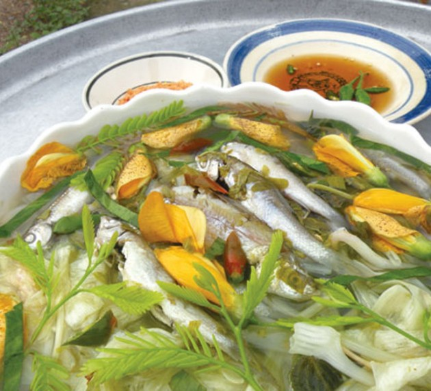 What to eat in An Giang?
