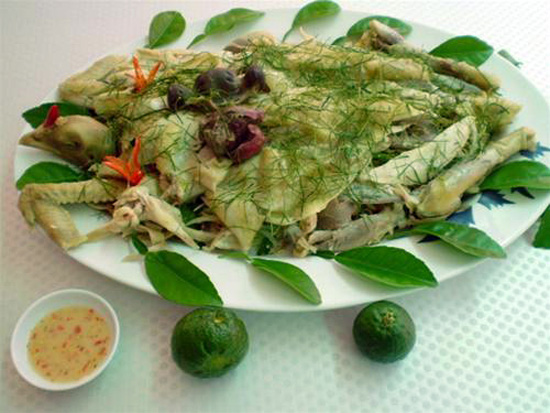 What to eat in An Giang