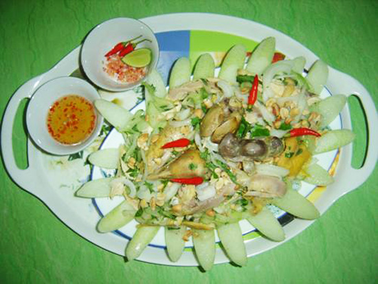 What to eat in Ben Tre