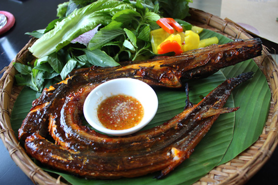 What to eat in Binh Dinh