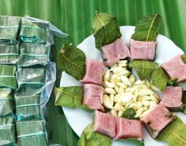 What to eat in Binh Dinh?